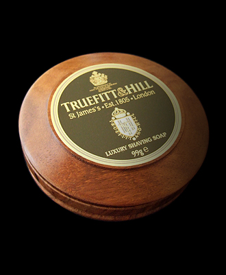 Truefitt & Hill Luxury Shaving Soap